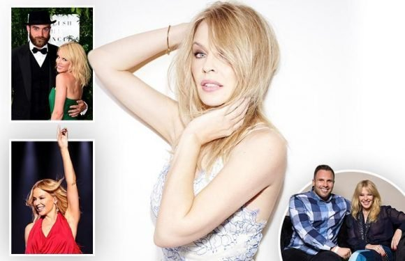 Kylie Minogue insists she's 'better off on my own' a year on from heartbreaking split from love rat fiancé Joshua Sasse, 30