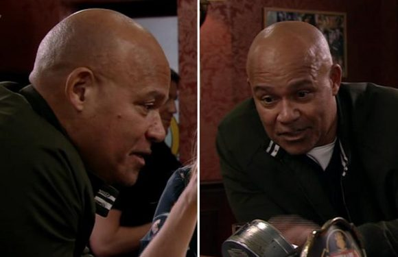 Coronation Street viewers delighted as Brookside legend Louis Emerick makes his debut – and has very similar name