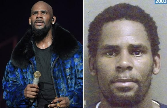 New R Kelly sex cult allegations claim singer trained girl, 14, to be one of his 'pets' and didn't care about girls' ages as long as they 'had a big booty'