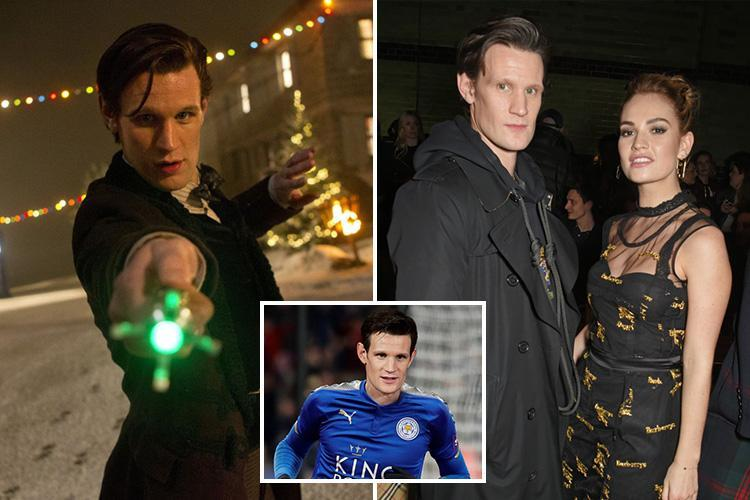 Matt Smith may never have been The Doctor or Prince Philip in The Crown if it wasn't for his football career-ending injury with Leicester City
