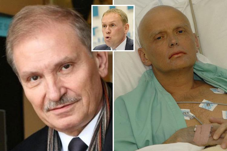 Russian exile Nikolai Glushkov 'cost Litvinenko killer 14 months JAIL in 2001' as it emerges mogul was found DEAD with 'strangulation marks around his neck'