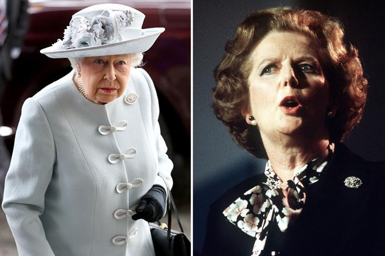 The Queen was reduced to tears over her feud with Margaret Thatcher, C5 documentary claims