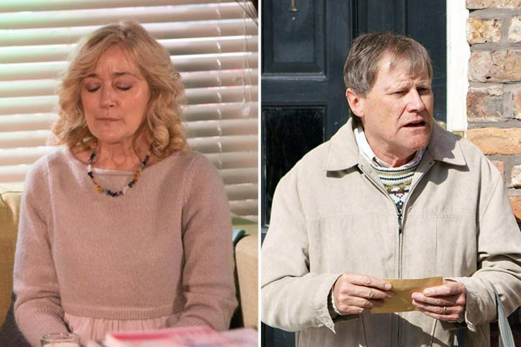 Coronation Street spoilers: Roy Cropper and Audrey Roberts to save Gail Platt from psychic Rosemary