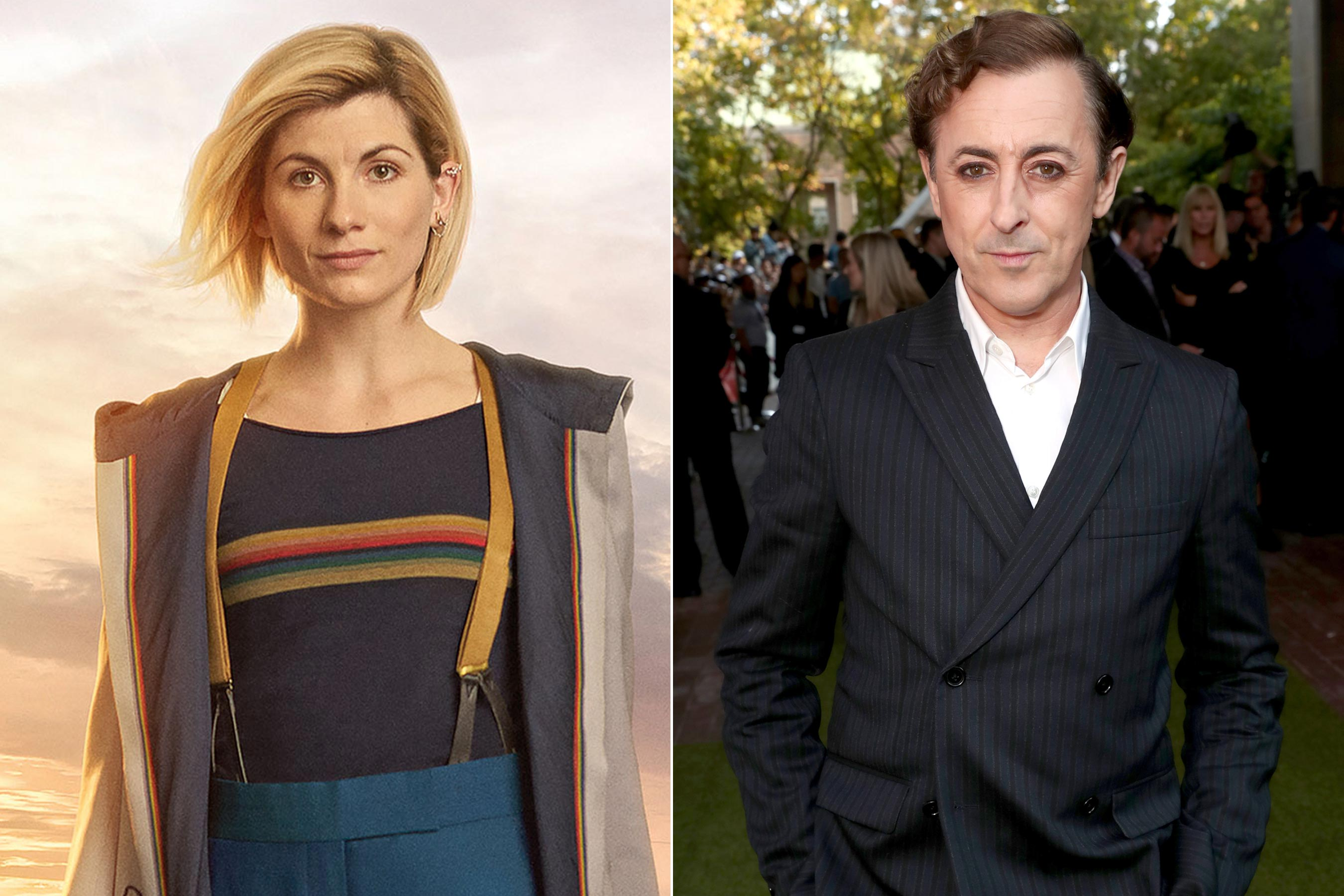 Doctor Who: Alan Cumming to play nice baddie on Jodie Whittaker season