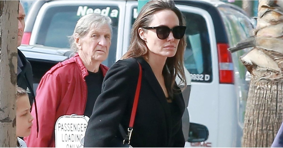 You Can Update Your Bag to Look Like Angelina Jolie's For Less Than $100