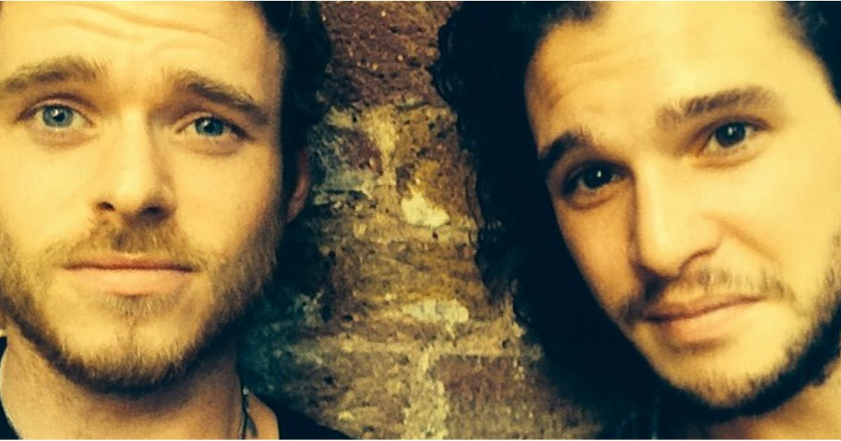52 Must-See Photos of the Game of Thrones Cast Out of Character