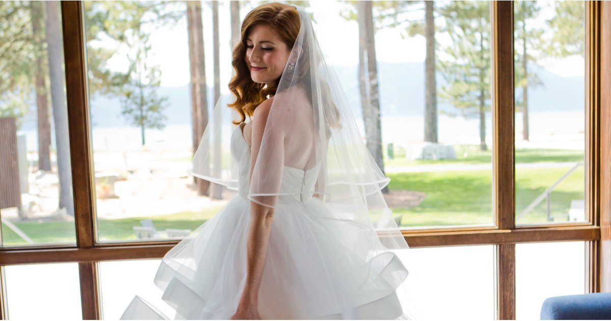 How 17 Different Brides Finally Fell in Love With a Wedding Dress