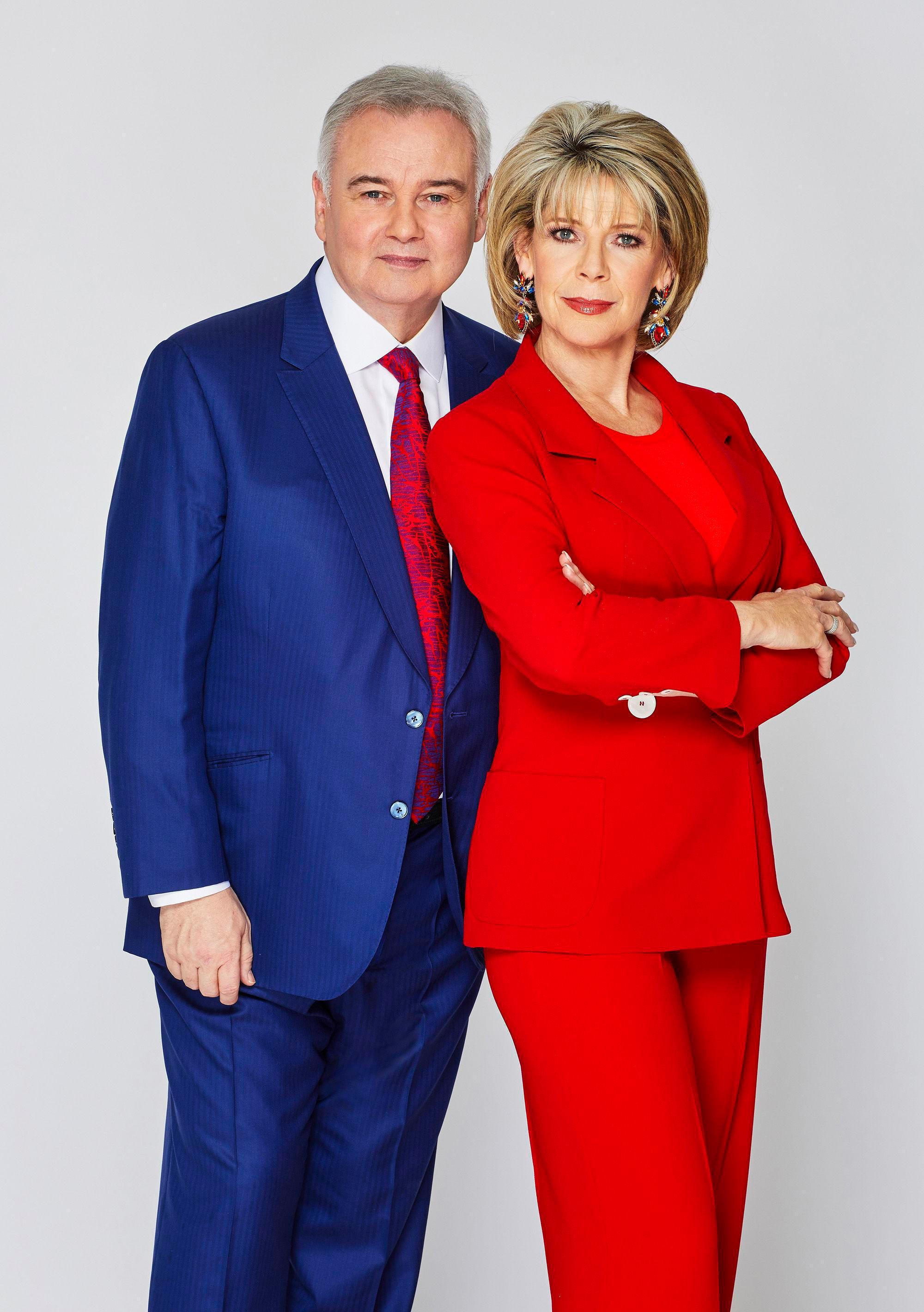 Ruth and Eamonn's new show, Do The Right Thing, proved a huge hit with viewers forecast