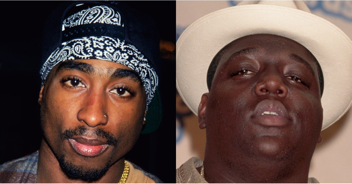 The Close Timing of Tupac and Biggie's Deaths Will Give You Goosebumps