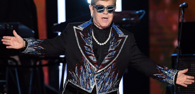 Elton John hasn't received his royal wedding invite yet