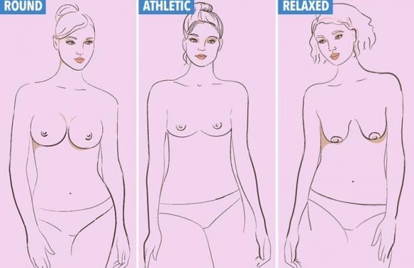 There are apparently nine different types of boobs… so which ones do YOU have?