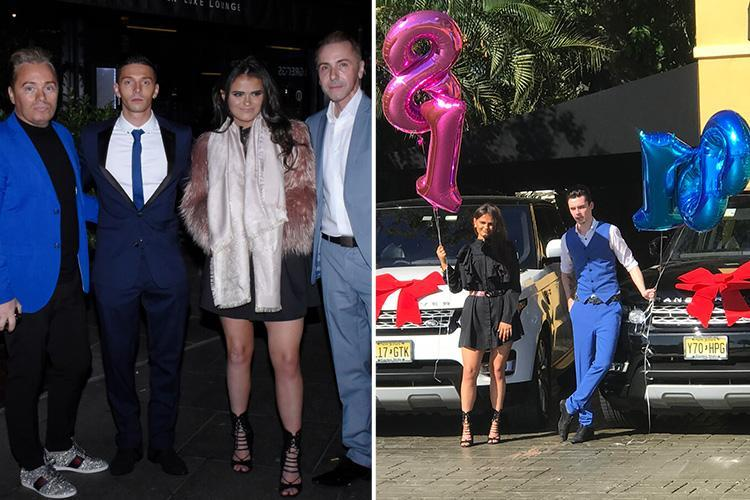 It's a parent's responsibility to spoil their kids… and that's why I spent £135,000 on my twins' 16th birthday