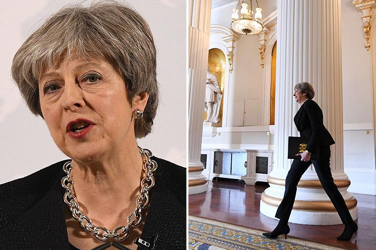 Theresa May warns that a bad deal will be just as bad for the EU as the UK in landmark Brexit speech