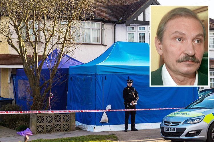Mystery of murdered Russian exile Nikolai Glushkov deepens as police say 'no sign of forced entry' to his London home