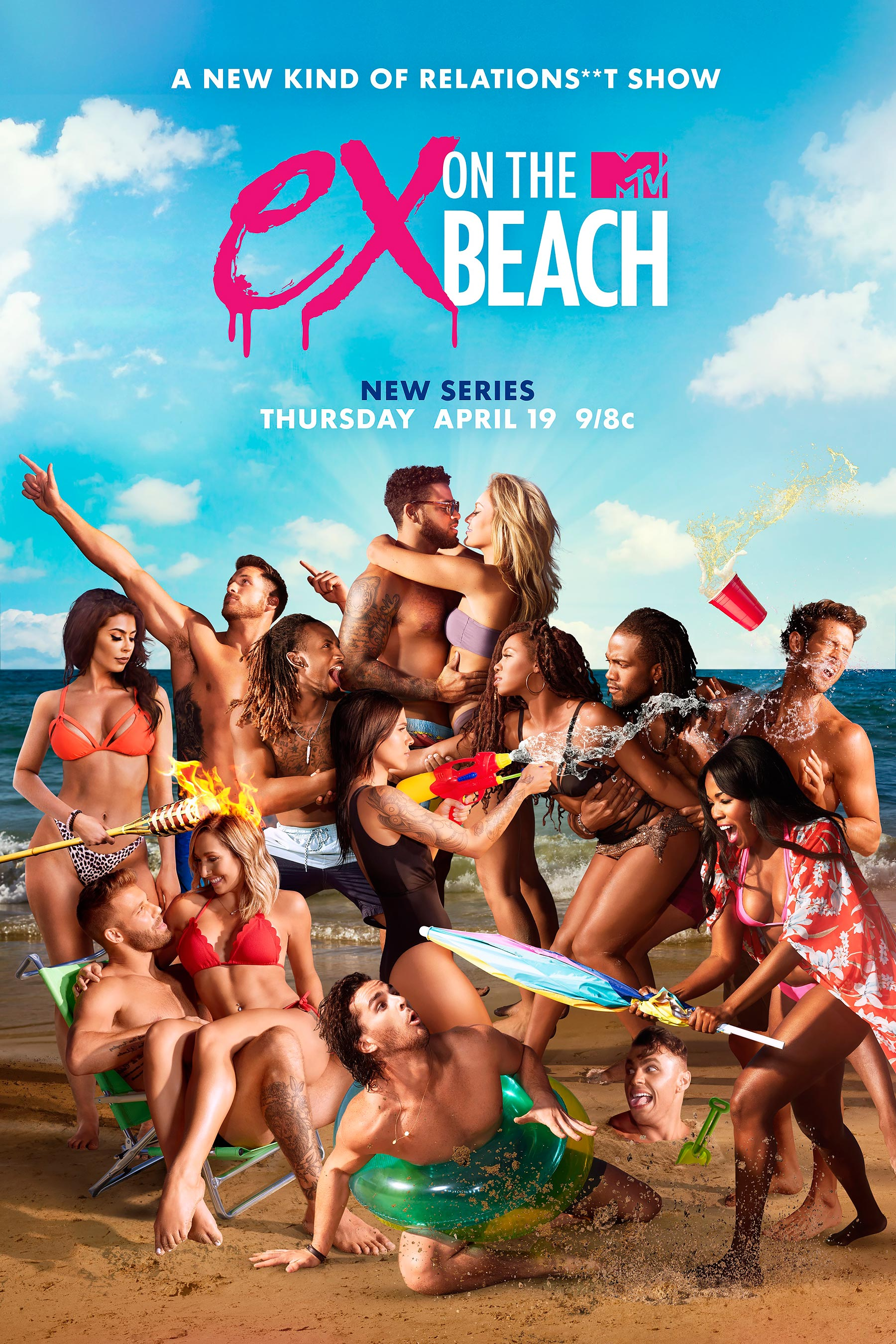 MTV's Ex on the Beach cast to feature Bachelor, AYTO alumni