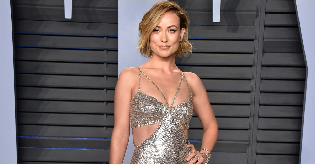 What's Trending at the Oscars? Olivia Wilde's Smoking-Hot Abs in This Cutout Dress