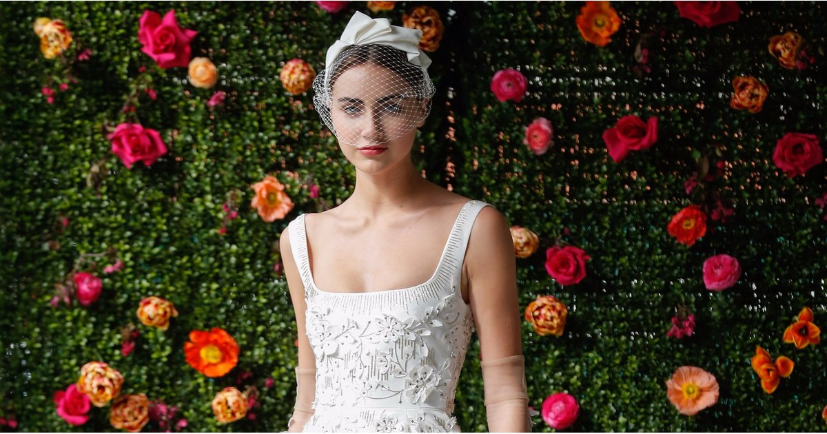 Here Are the Biggest Bridal Trends For 2018 — You'll Want to Bookmark This
