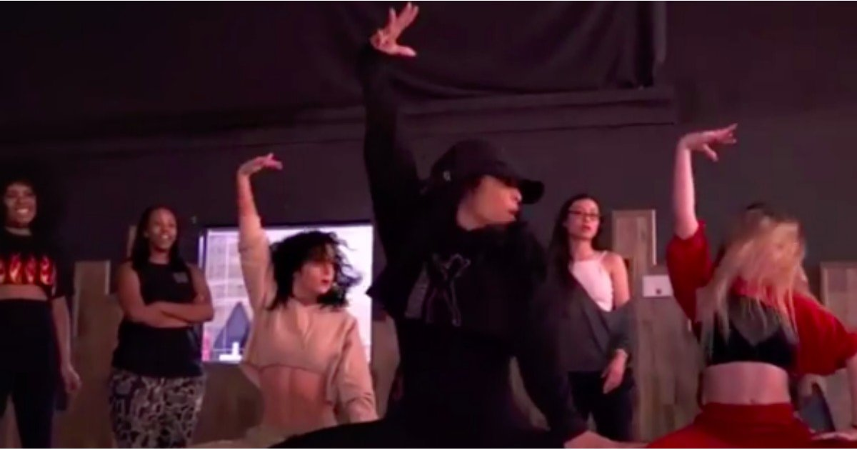 "This Badass Routine Inspired by Beyoncé's ""Top Off"" Just Might Break the Damn Internet"