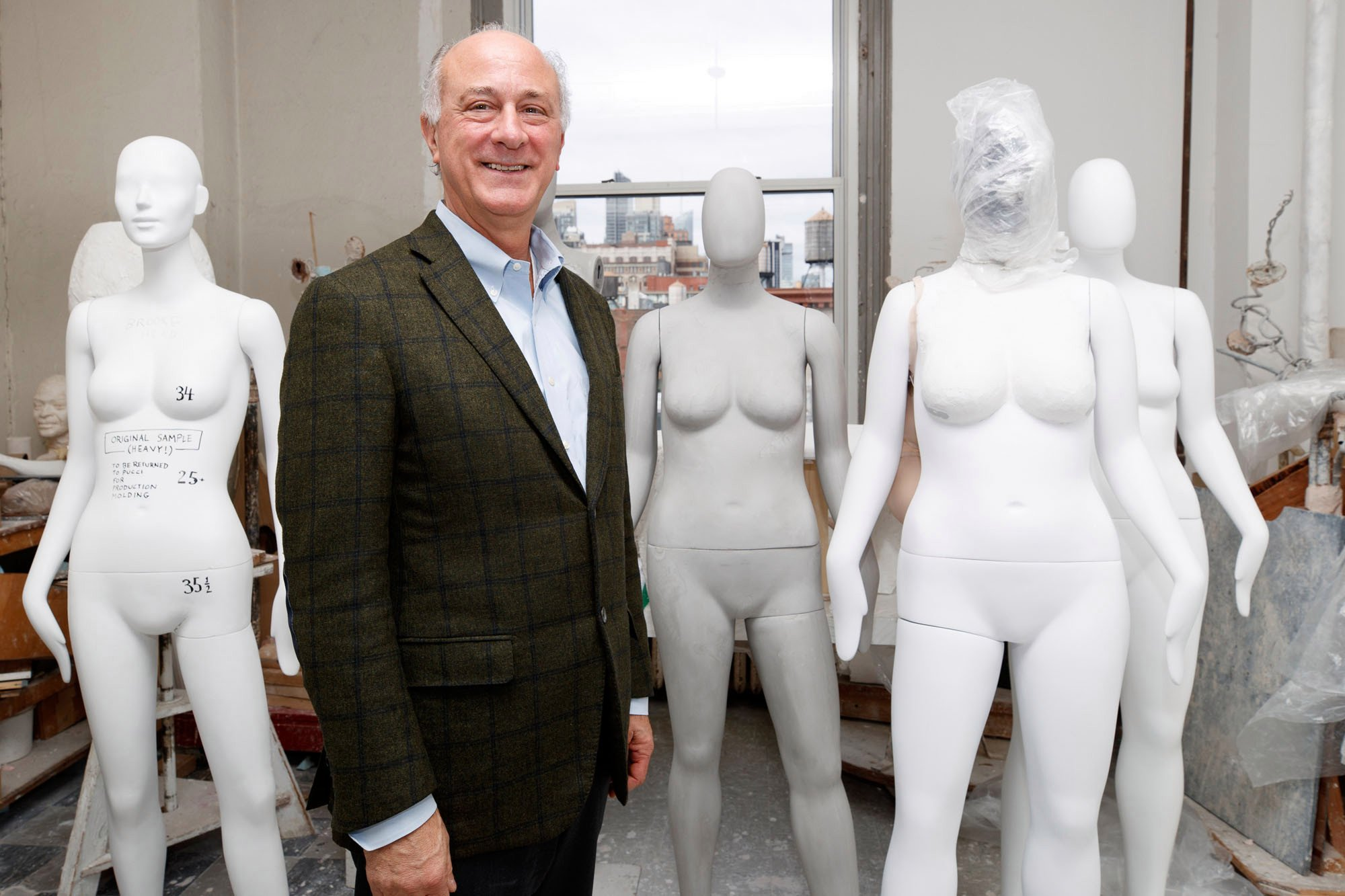 Real-girl mannequins are coming to a store near you