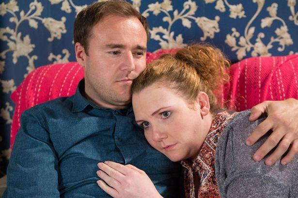 Coronation Street's Fiz and Tyrone lined-up to become the new Jack and Vera