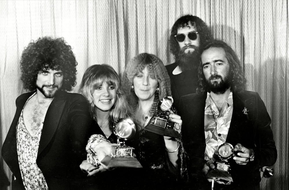 Fleetwood Mac's 'Rumours,' Run-DMC's 'Raising Hell,' 'My Girl,' More Named to Library of Congress' Registry