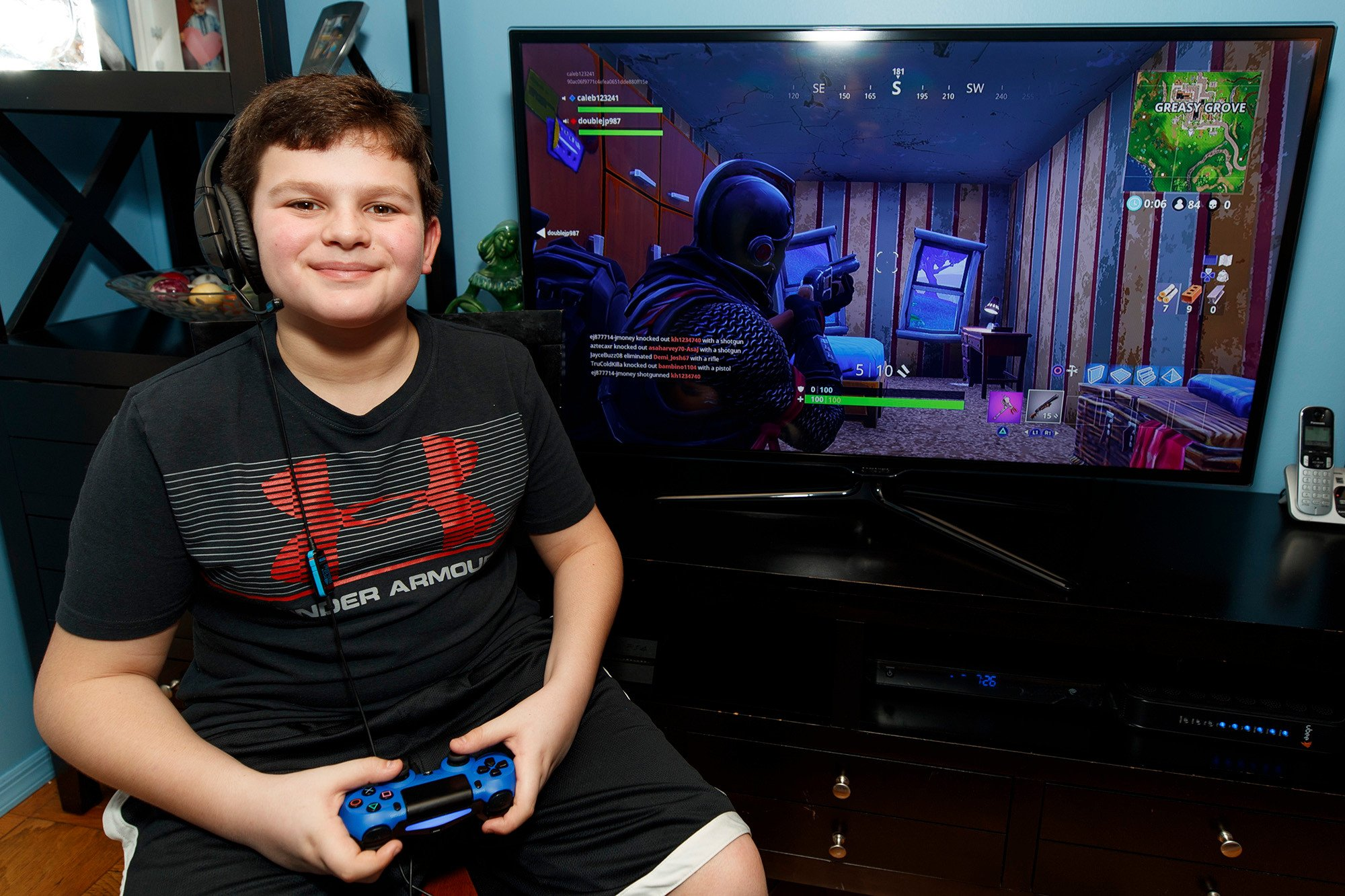 Popular video game driving teens wild — and parents crazy