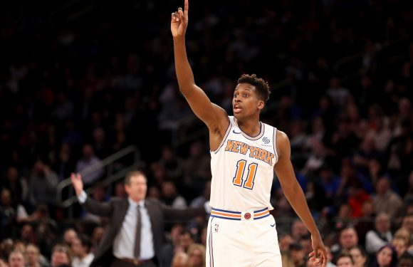 Knicks need to find out all they can now about Frank Ntilikina