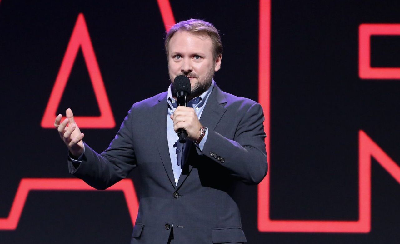Star Wars: The Last Jedi director Rian Johnson on his favourite special feature of the digital release