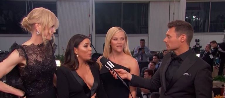 E! responds after producer says she was fired over mentions of Catt Sadler in Golden Globes interviews