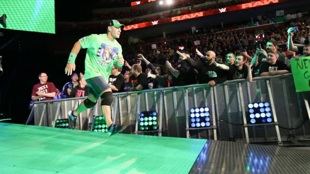 WWE Raw results: 6 things we learned as John Cena comes crawling back to The Undertaker