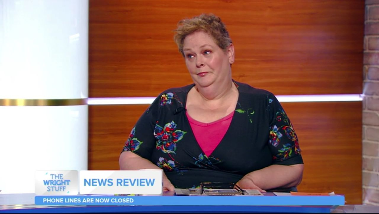 The Chase's Anne Hegerty shocks The Wright Stuff viewers with transgender comment