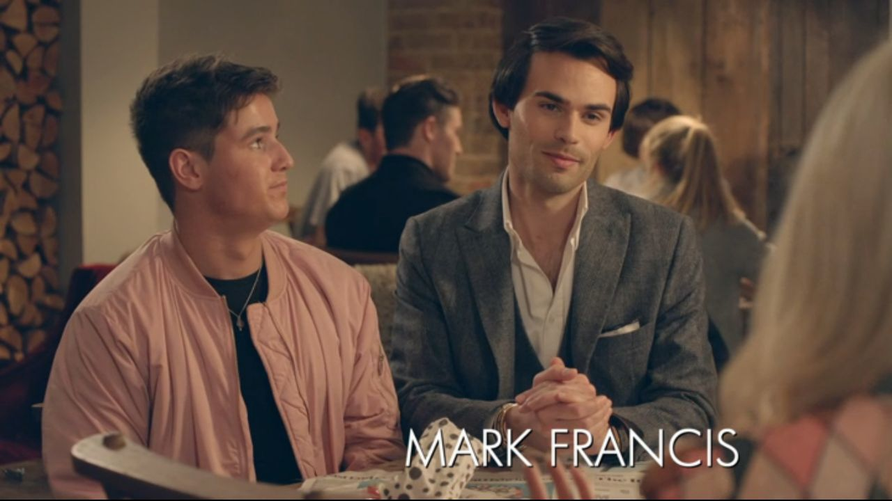 Made in Chelsea's Mark-Francis Vandelli proves why he'd make a great life coach in tonight's episode