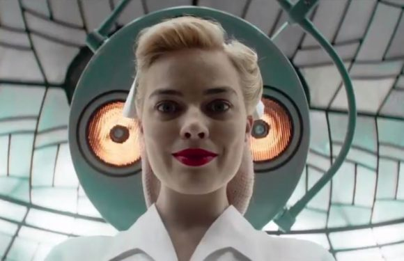 Margot Robbie plays a serial killer who makes Harley Quinn look tame in Terminal trailer