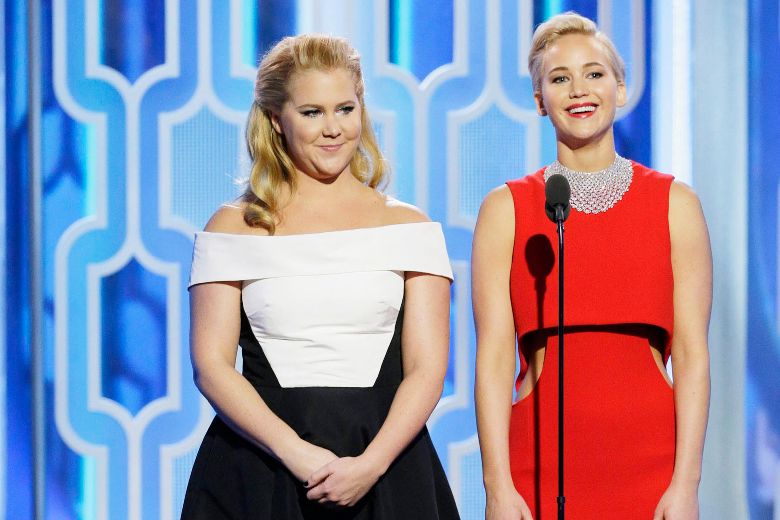 Jennifer Lawrence: Amy Schumer sent note after Darren Aronofsky breakup