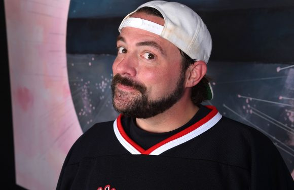 Kevin Smith has lost 26 pounds in the 4 weeks since his heart attack
