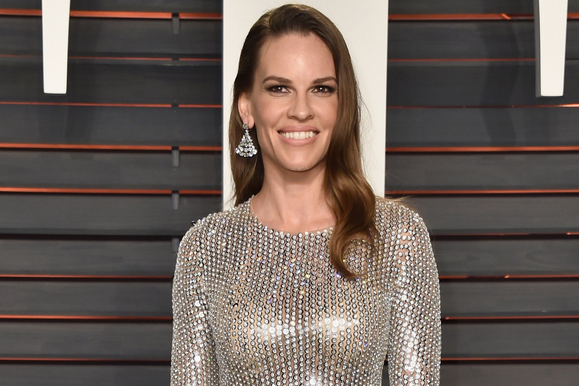 Why Hilary Swank has been MIA