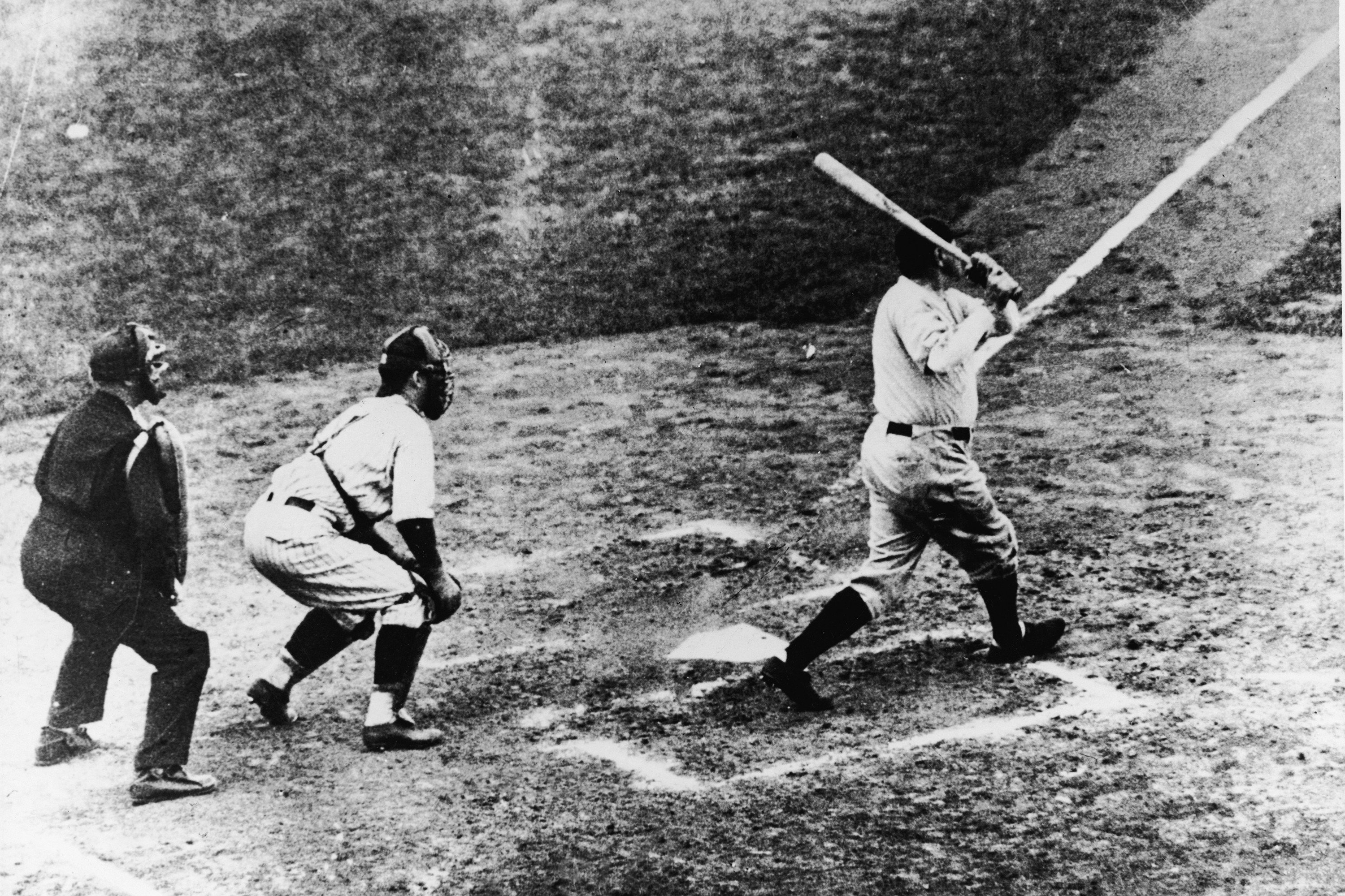 Babe Ruth bat used in famed 'called shot' home run up for auction