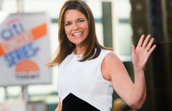 Savannah Guthrie apologizes for cursing on 'Today' show