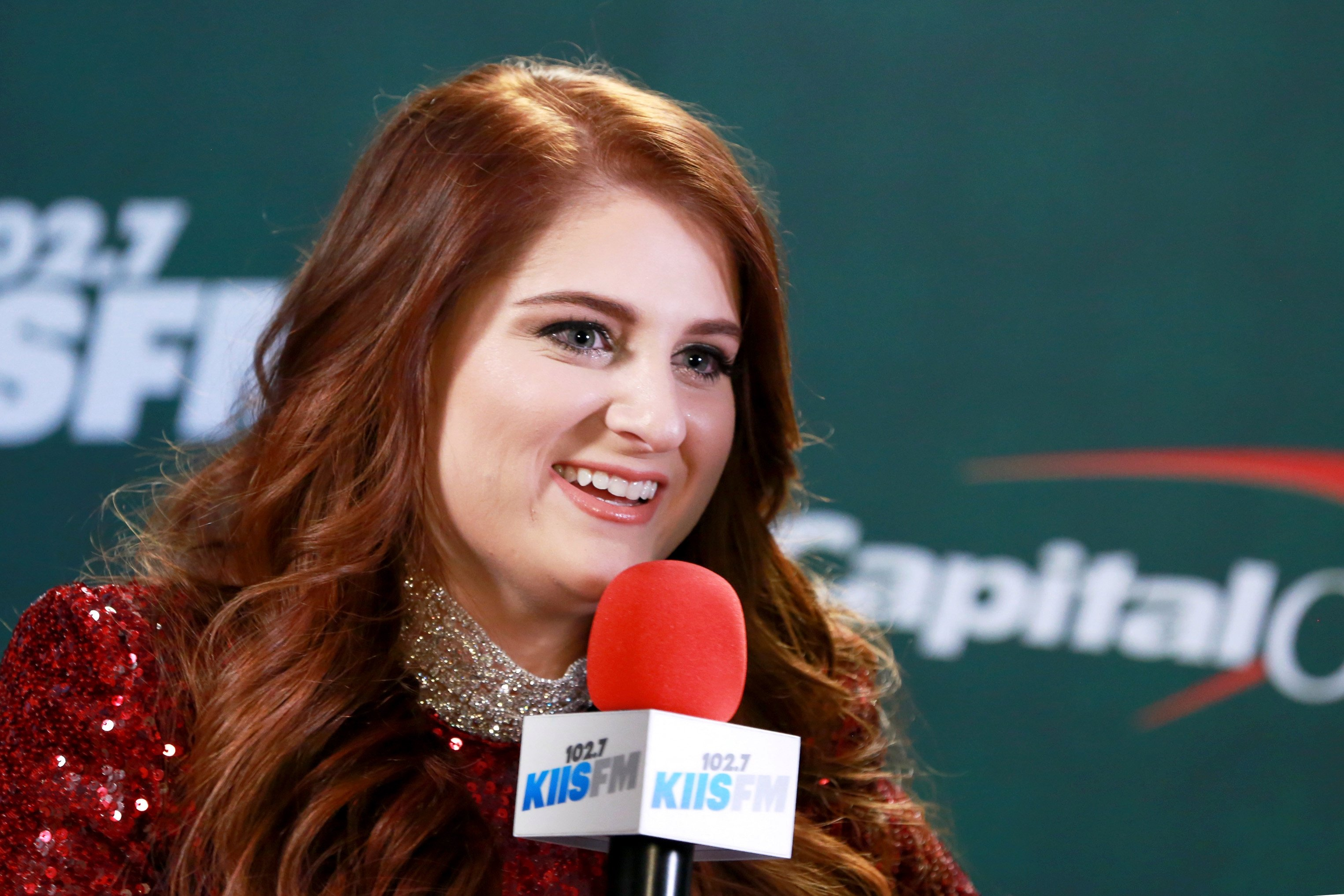 Why Meghan Trainor stopped drinking