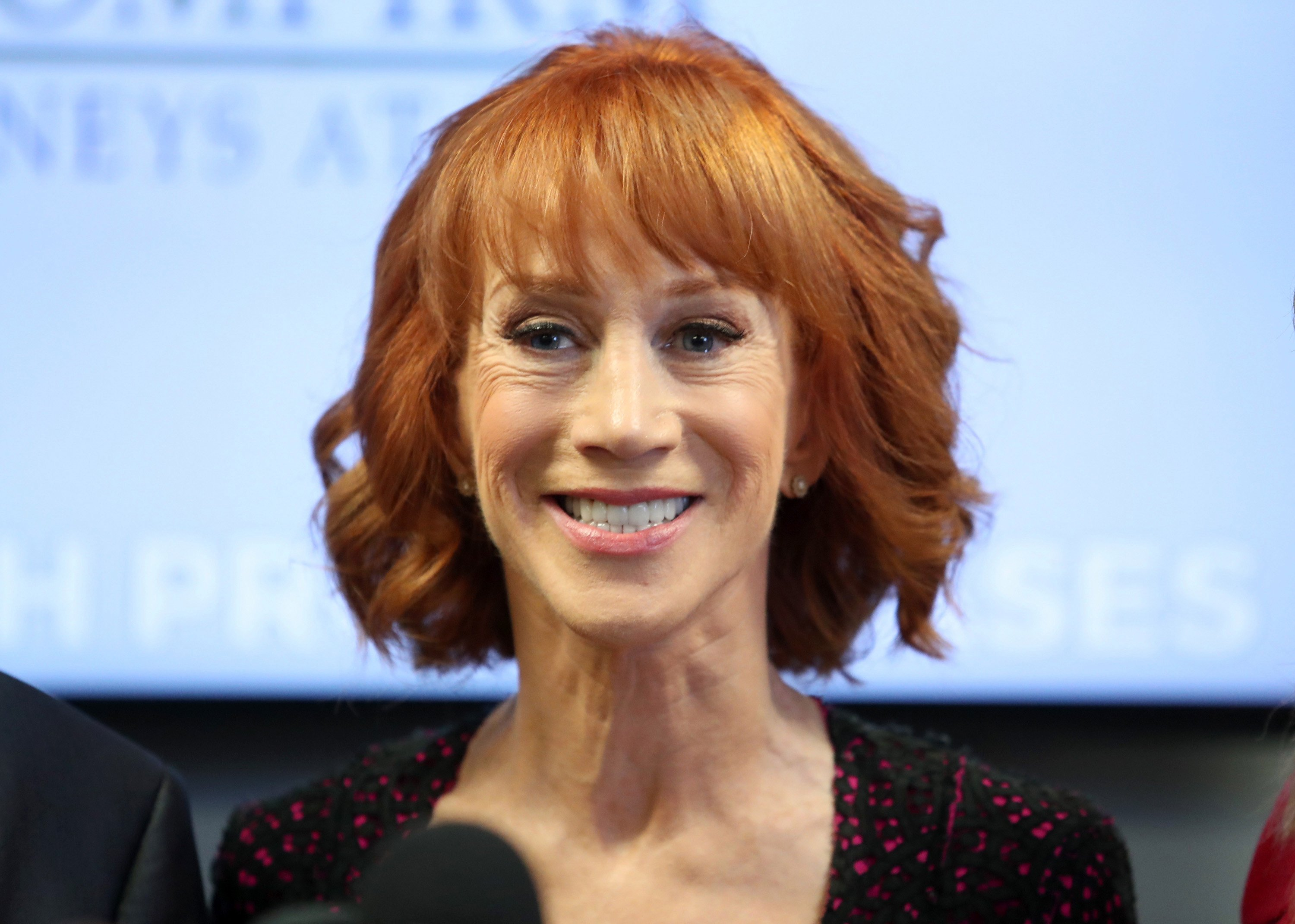 Kathy Griffin to appear on 'Real Time with Bill Maher'