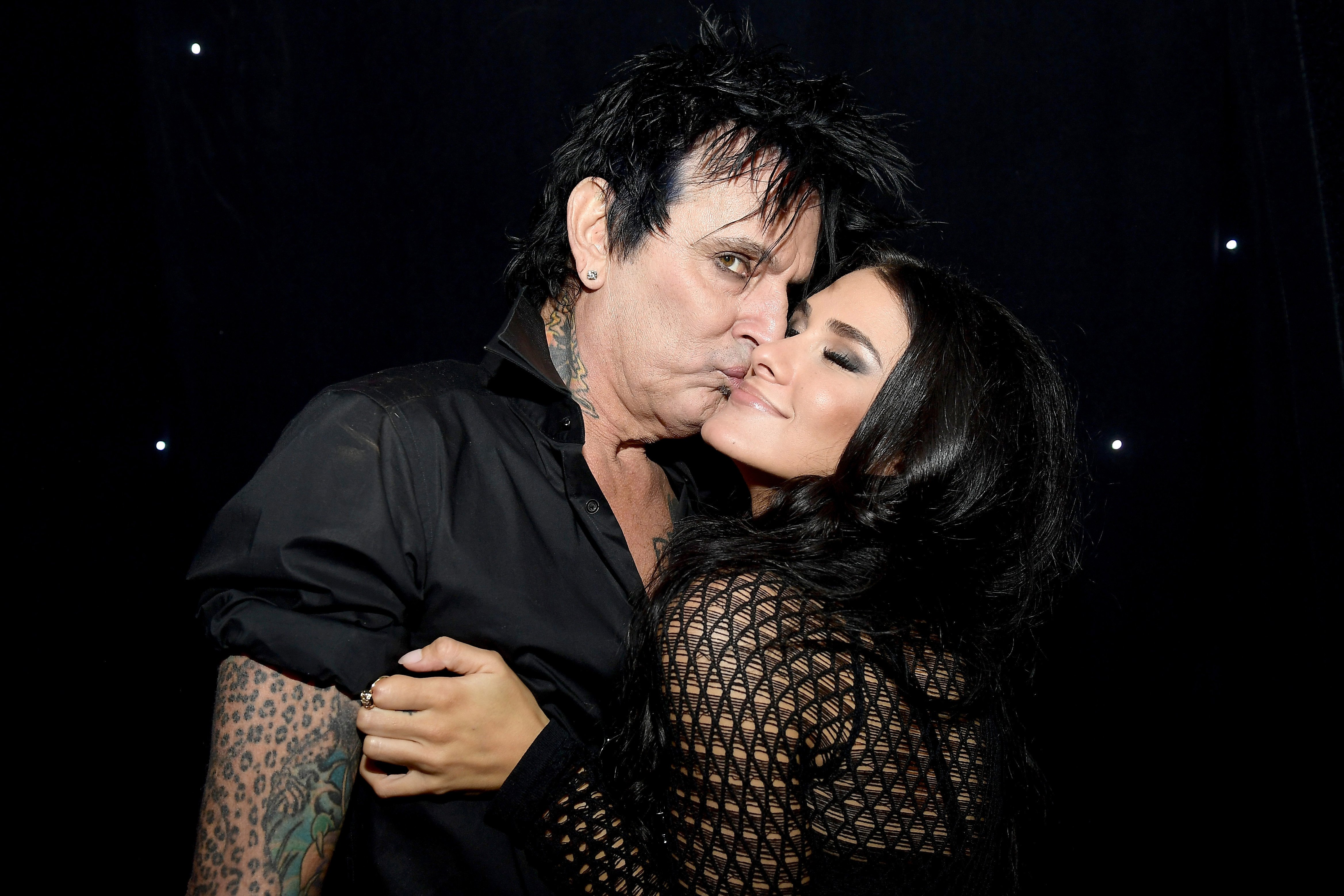 Is Tommy Lee's fiancée a bad influence?