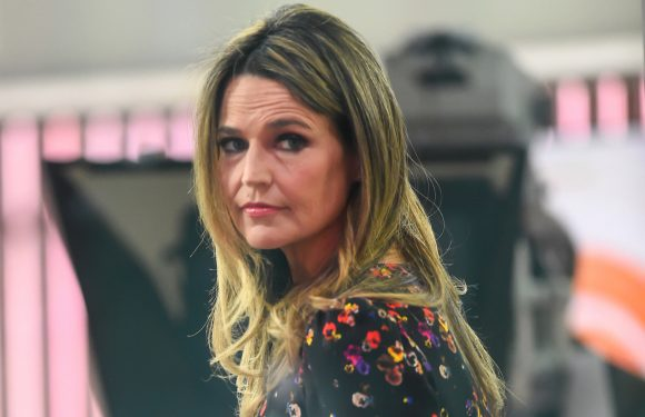 Savannah Guthrie is 'so sorry' for swearing live on 'Today'