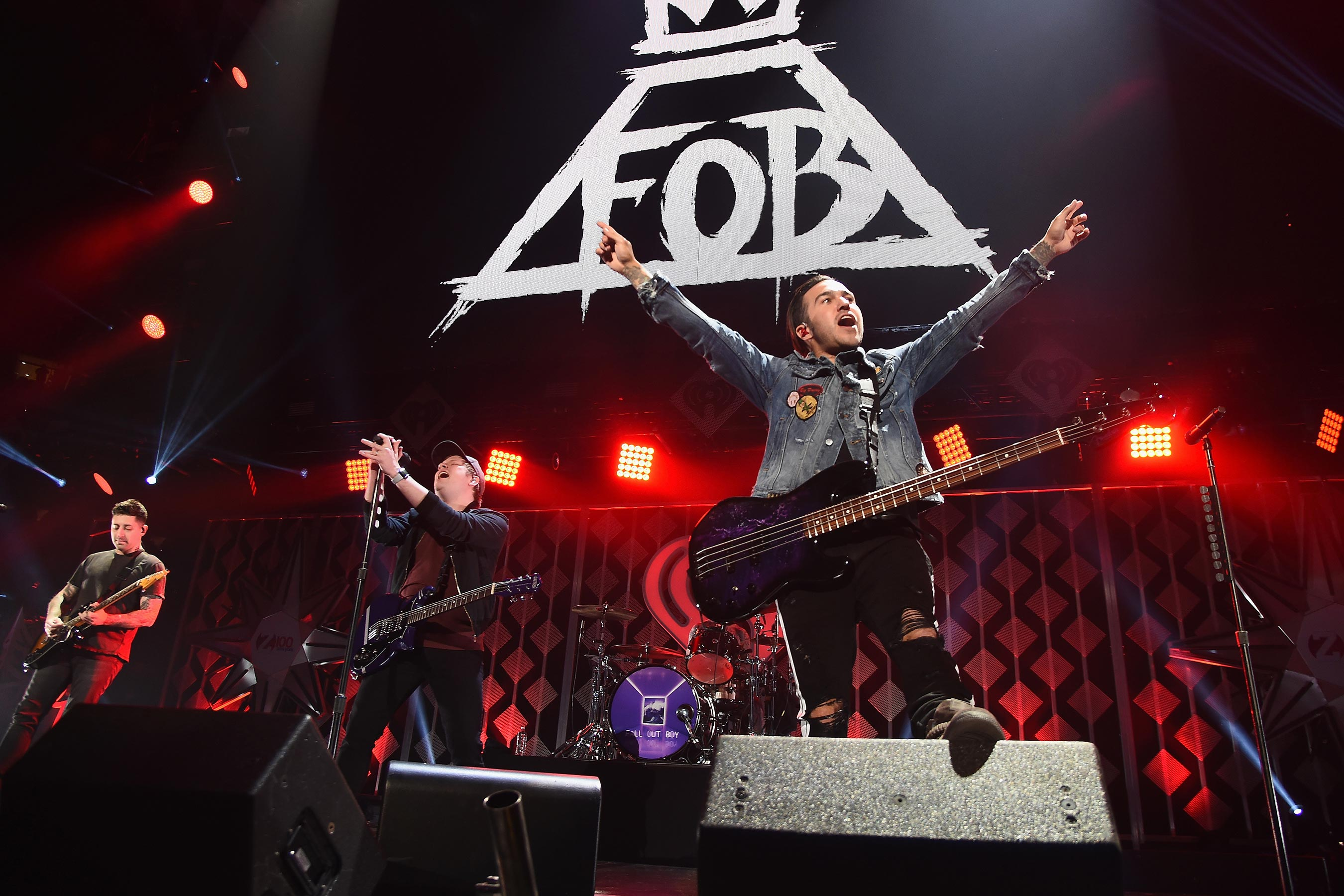Fall Out Boy to curate anti-gun violence benefit concert in Washington D.C.
