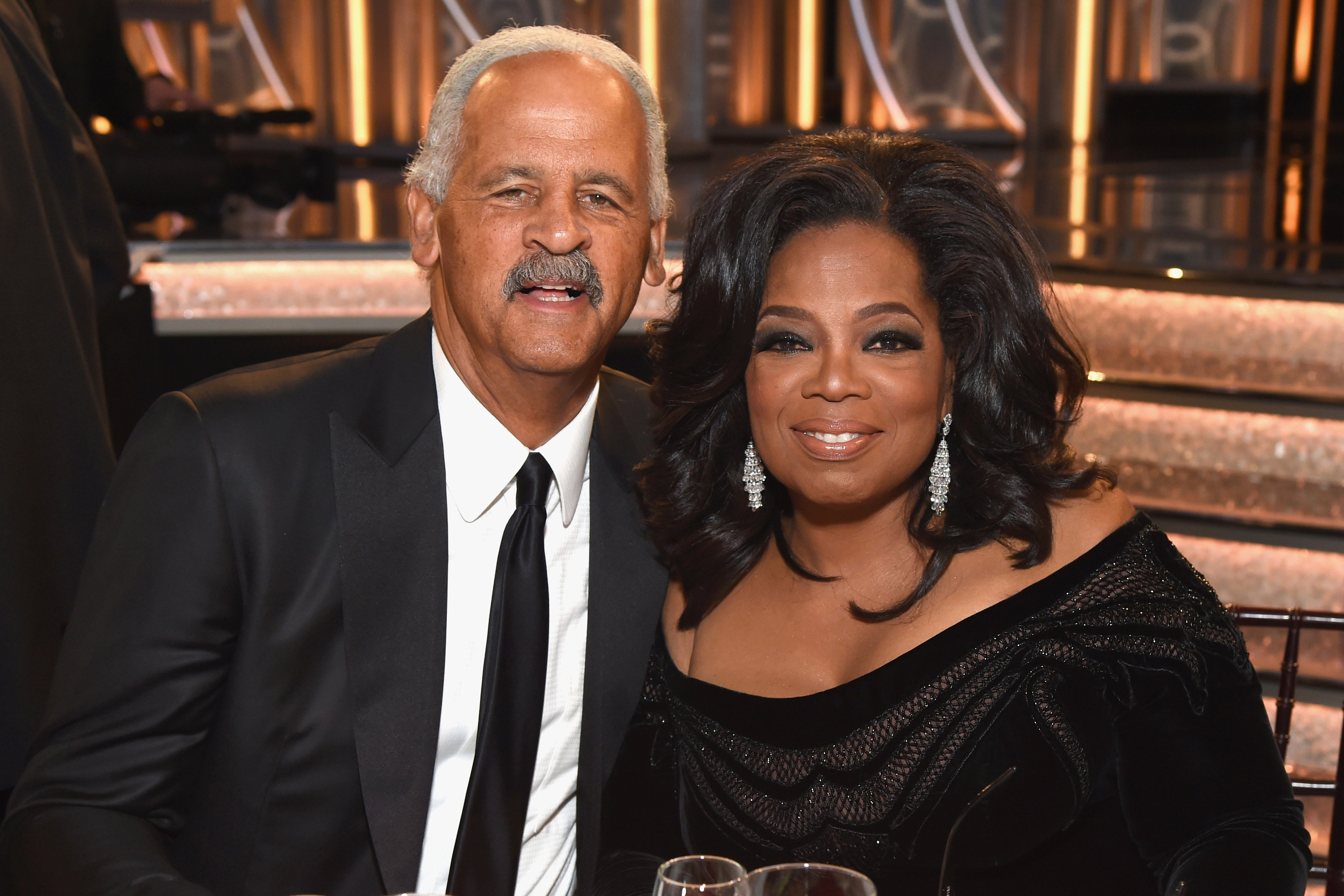 Why Oprah rarely talks about Stedman