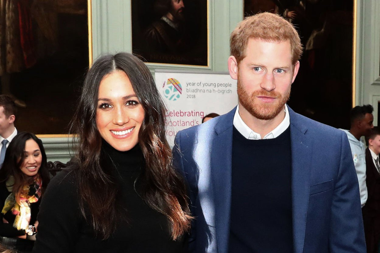 Meghan Markle taking on Prince Harry's religion before wedding
