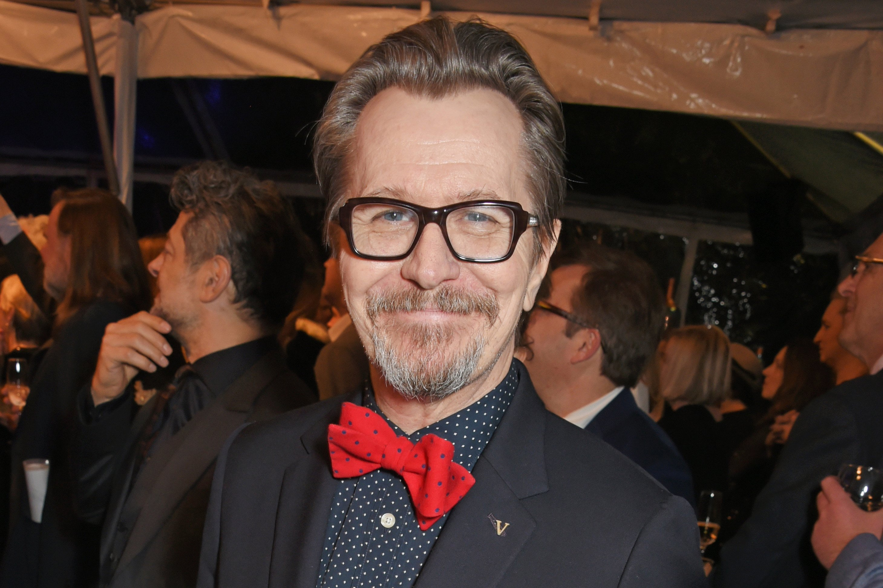 Gary Oldman almost turned down role of Winston Churchill