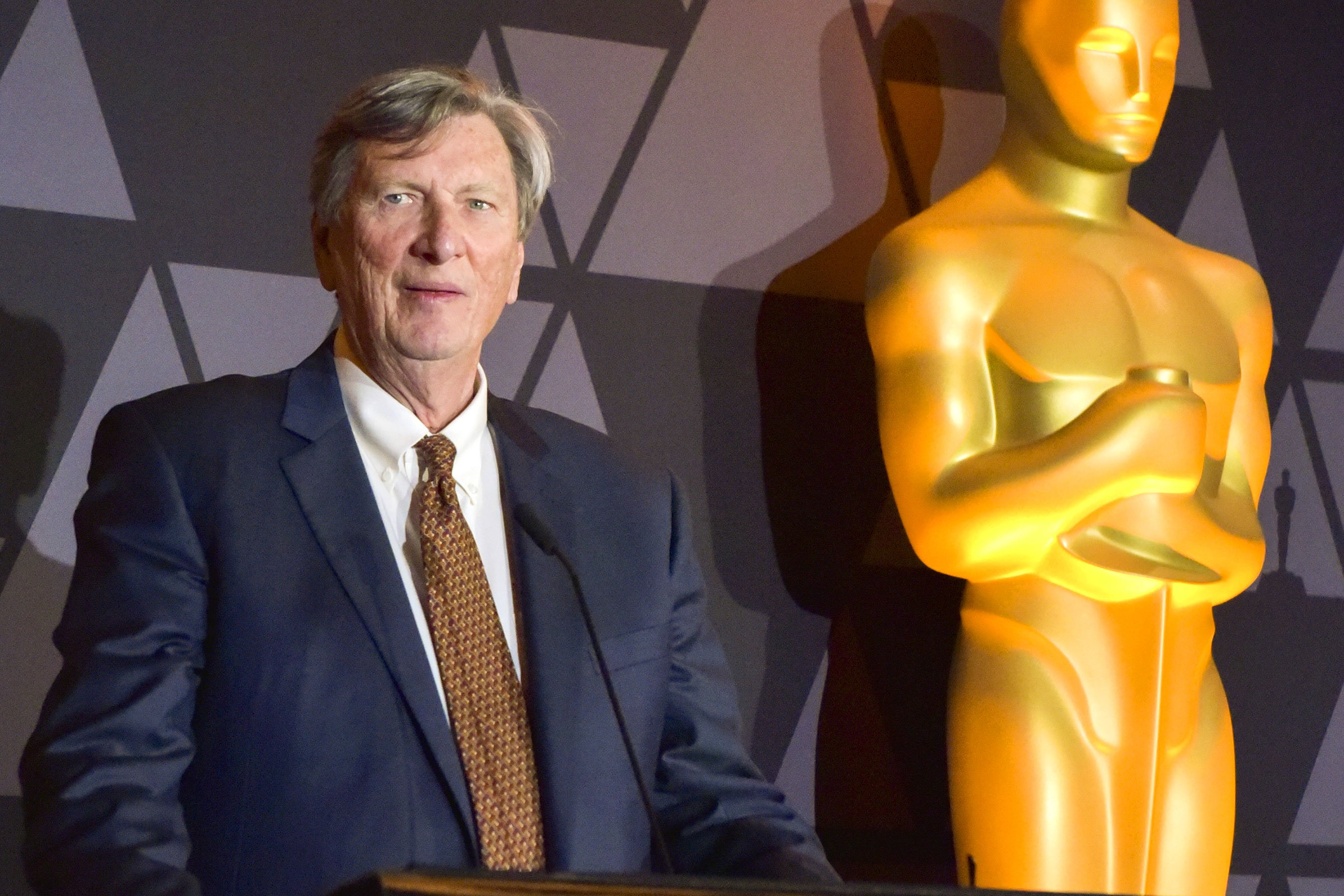 Oscars president under investigation for sexual harassment: reports