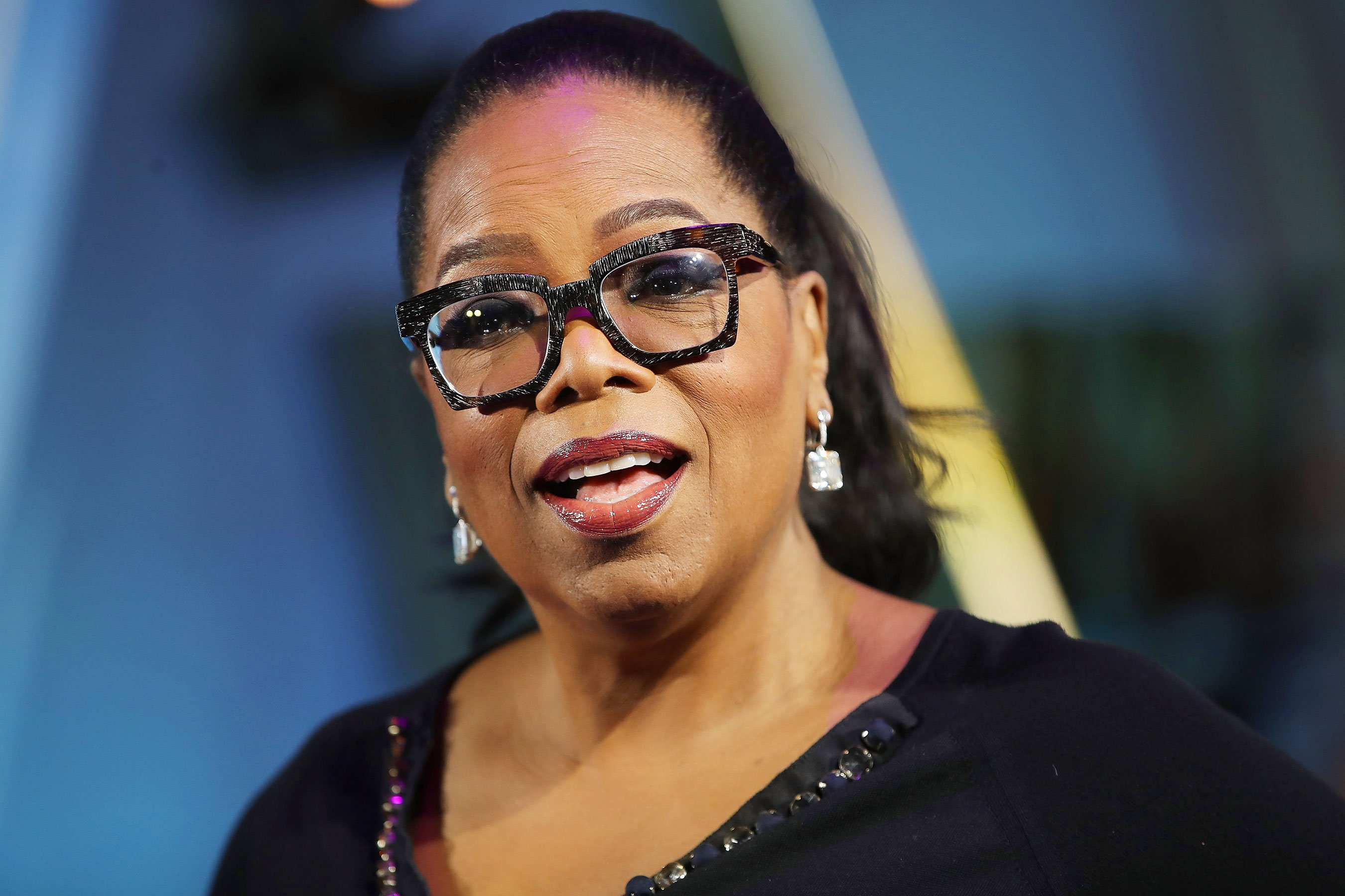 Oprah Winfrey receives letter from woman named Jesus Christ