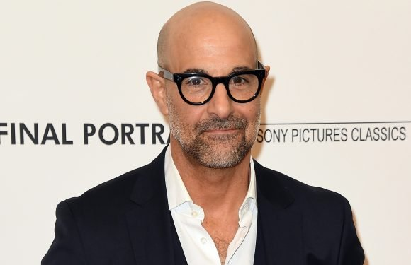 Stanley Tucci garners A-List support at movie premiere