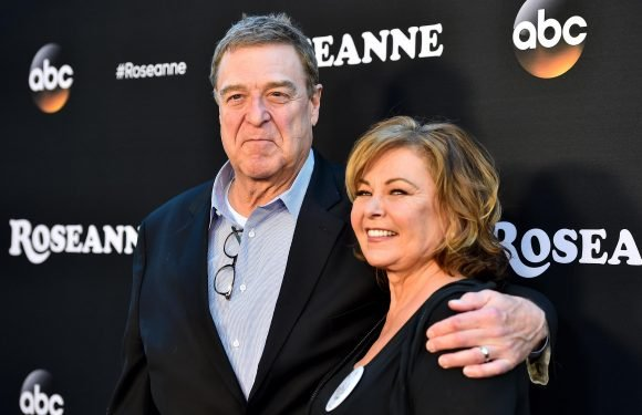 Roseanne Barr confronted John Goodman about drinking problem on Roseanne